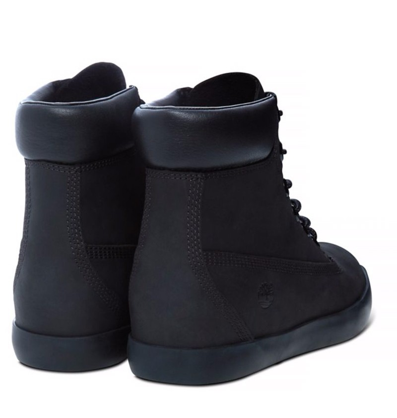timberland flannery femme noire