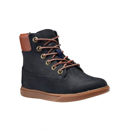 timberland junior bleu